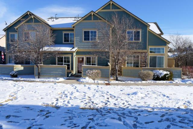 2568 Cutters Circle #102, Castle Rock, CO 80108 (#7096535) :: The Pete Cook Home Group