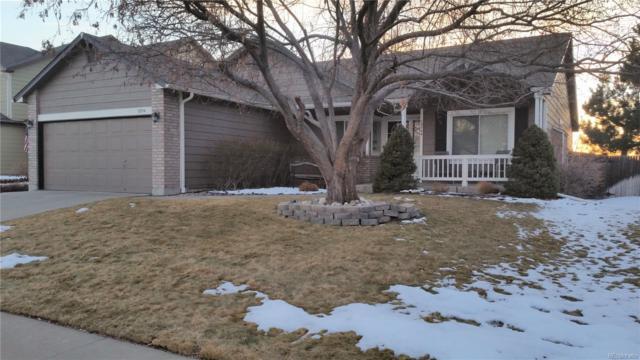 19744 E Union Drive, Centennial, CO 80015 (#7097341) :: House Hunters Colorado