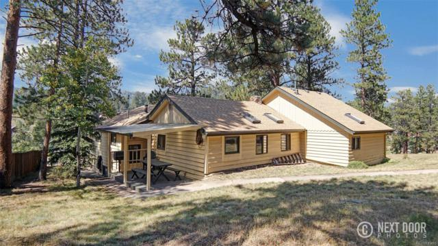 5211 S Olive Road, Evergreen, CO 80439 (MLS #7097684) :: Kittle Real Estate