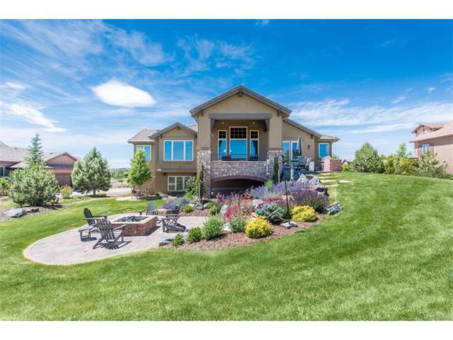 4651 Sonado Place, Parker, CO 80134 (MLS #7097904) :: 8z Real Estate