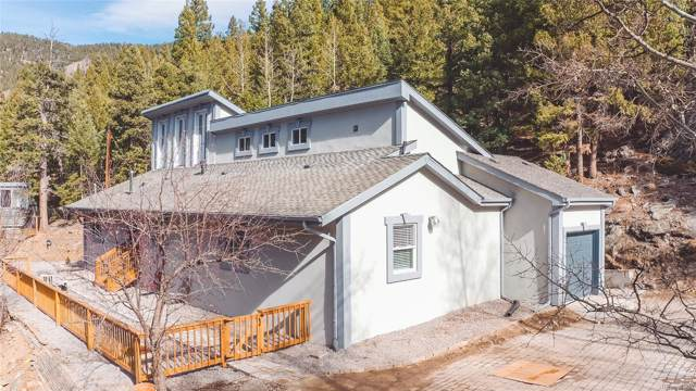 839 Aspen Place, Evergreen, CO 80439 (#7098258) :: The Harling Team @ Homesmart Realty Group