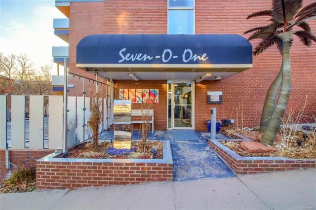 701 Pearl Street #102, Denver, CO 80203 (#7098473) :: The Pete Cook Home Group