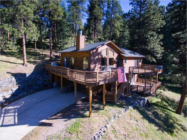 32539 Aspen Meadow Drive, Evergreen, CO 80439 (#7098507) :: The Healey Group