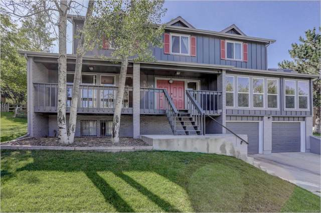 8446 Lightening View Drive, Parker, CO 80134 (MLS #7098795) :: 8z Real Estate