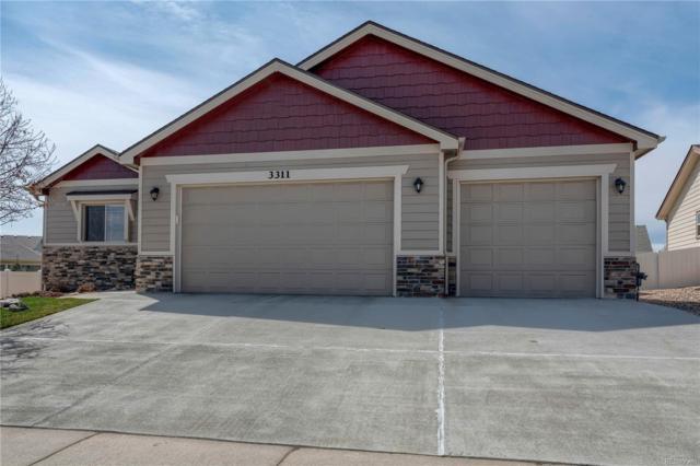 3311 San Carlo Avenue, Evans, CO 80620 (#7098987) :: Compass Colorado Realty