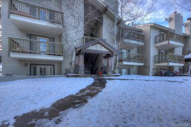 29656 Buffalo Park Road #206, Evergreen, CO 80439 (MLS #7099193) :: 8z Real Estate
