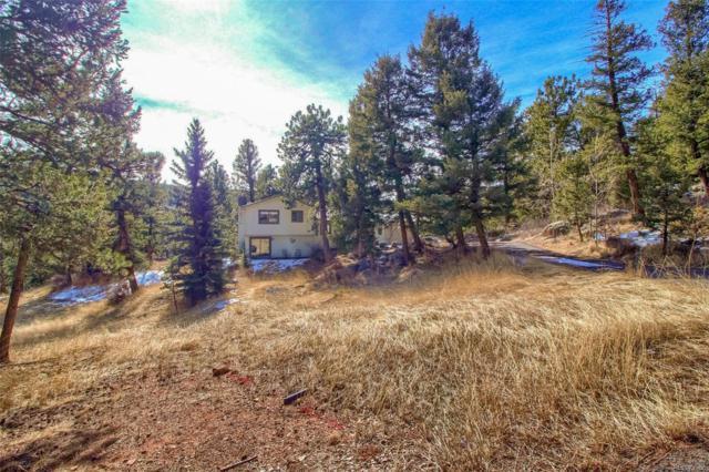 27362 Log Trail, Conifer, CO 80433 (MLS #7099570) :: 8z Real Estate