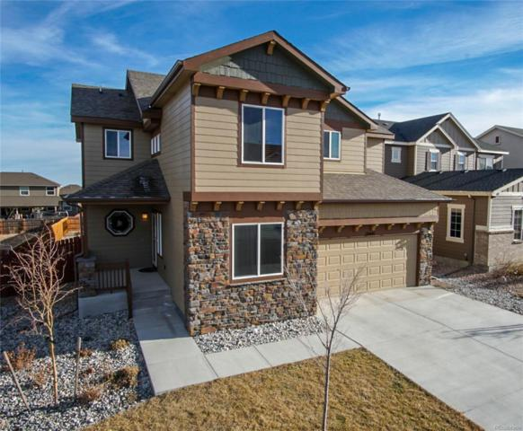 10441 Mt Lincoln Drive, Peyton, CO 80831 (#7099793) :: The City and Mountains Group