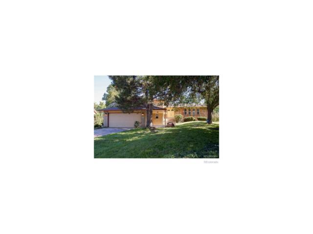 9841 E Walsh Place, Denver, CO 80247 (MLS #7099803) :: 8z Real Estate