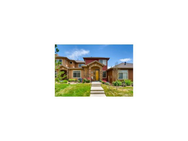 8614 Gold Peak Drive F, Highlands Ranch, CO 80130 (MLS #7099880) :: 8z Real Estate