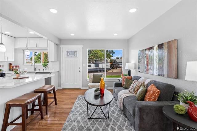 1163 S Shoshone Street, Denver, CO 80223 (MLS #7099968) :: Bliss Realty Group
