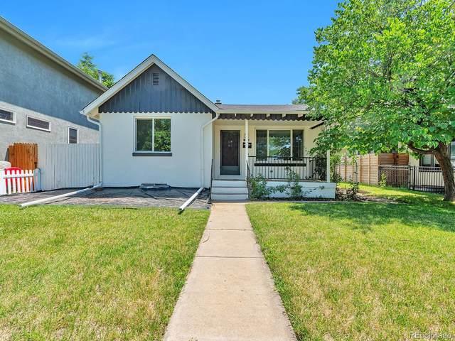 1266 S Logan Street, Denver, CO 80210 (MLS #7100128) :: Bliss Realty Group