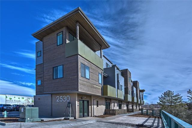 2530 28th Street #112, Boulder, CO 80301 (#7100172) :: HomeSmart Realty Group