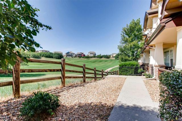 1438 Royal Troon Drive, Castle Rock, CO 80104 (MLS #7100184) :: 8z Real Estate