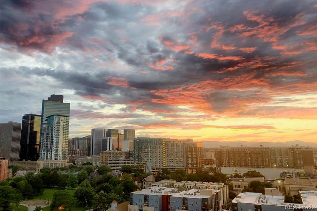 100 Park Avenue W #1102, Denver, CO 80205 (#7100310) :: Mile High Luxury Real Estate