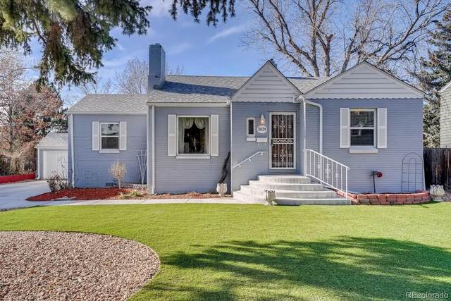 3829 Chase Street, Wheat Ridge, CO 80212 (#7100394) :: Peak Properties Group
