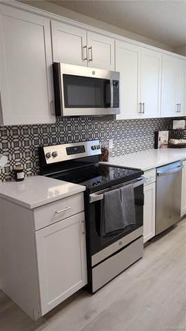 313 W Lehow Avenue #1, Englewood, CO 80110 (MLS #7100446) :: Stephanie Kolesar