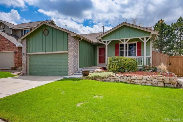 316 Brentford Circle, Highlands Ranch, CO 80126 (MLS #7100683) :: Stephanie Kolesar