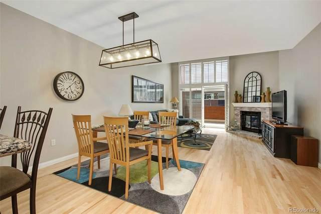 1512 Larimer Street #12, Denver, CO 80202 (#7101366) :: HomeSmart Realty Group