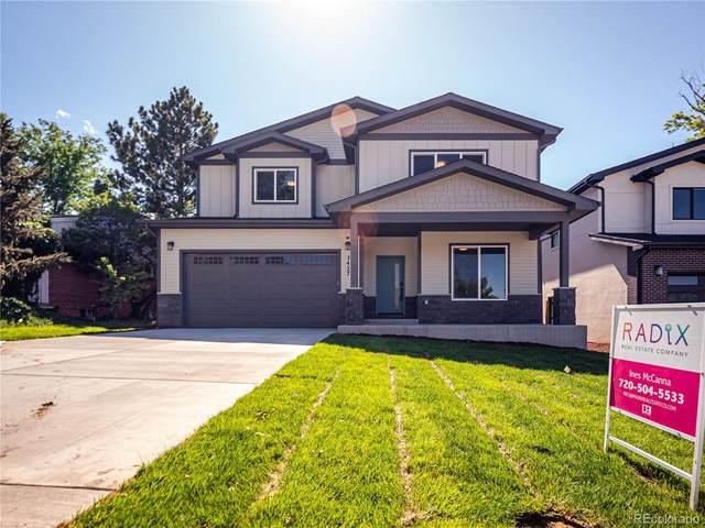 3427 S Cherry Street, Denver, CO 80222 (#7102384) :: Bring Home Denver with Keller Williams Downtown Realty LLC