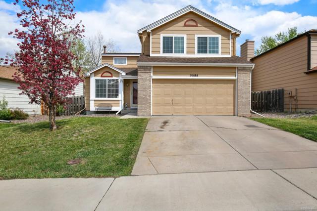 5586 S Ireland Street, Centennial, CO 80015 (#7102397) :: House Hunters Colorado