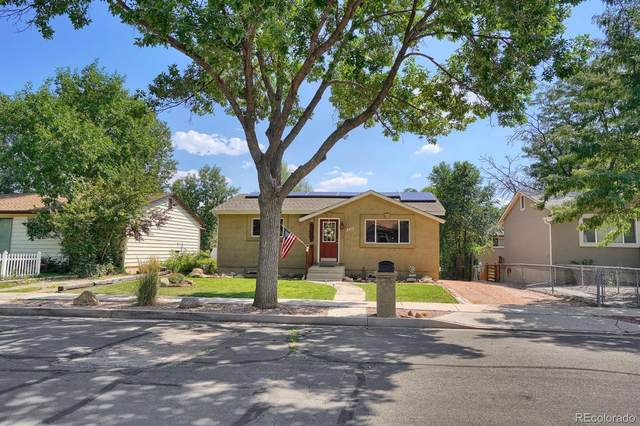 2313 N 7th Street, Colorado Springs, CO 80907 (#7102472) :: The Griffith Home Team