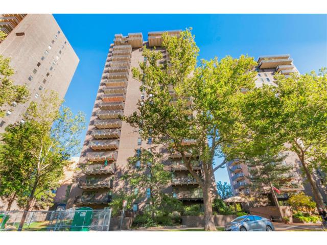 460 S Marion Parkway #1101, Denver, CO 80209 (#7102706) :: Thrive Real Estate Group