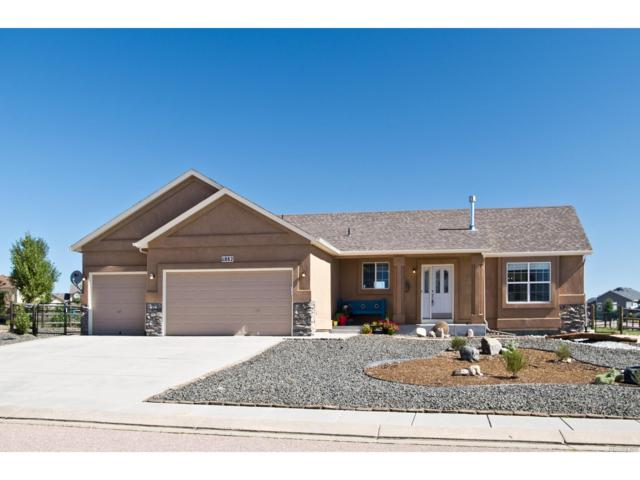 11882 Shadow Creek Court, Peyton, CO 80831 (MLS #7102945) :: 8z Real Estate