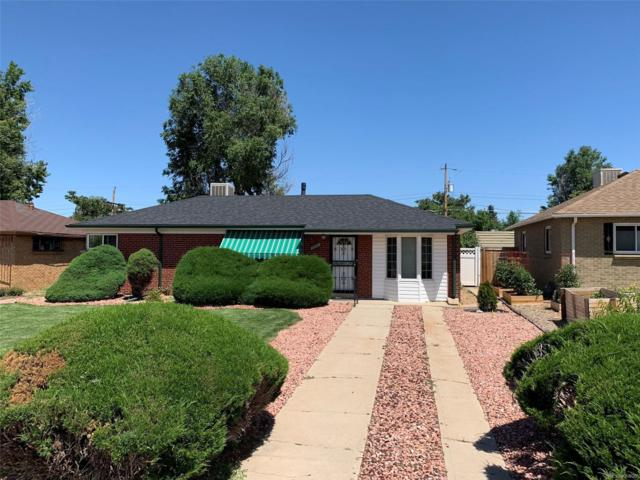3030 Niagara Street, Denver, CO 80207 (MLS #7102985) :: 8z Real Estate
