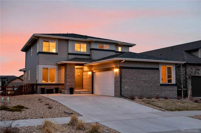 18809 W 92nd Drive, Arvada, CO 80007 (#7103198) :: My Home Team