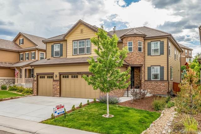 14297 Double Dutch Circle, Parker, CO 80134 (#7103261) :: The DeGrood Team