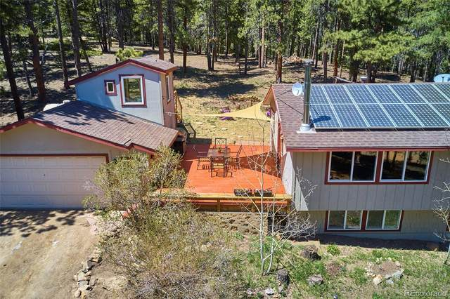 6766 Magnolia Drive, Nederland, CO 80466 (MLS #7103331) :: Bliss Realty Group