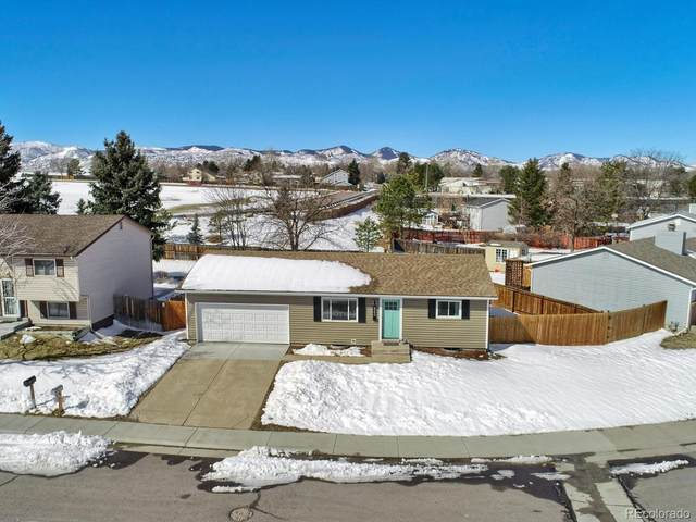 6393 S Johnson Street, Littleton, CO 80123 (#7103530) :: The Colorado Foothills Team | Berkshire Hathaway Elevated Living Real Estate