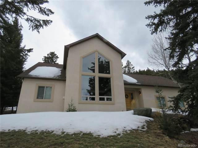 1225 Karen Lane, Woodland Park, CO 80863 (MLS #7103770) :: 8z Real Estate