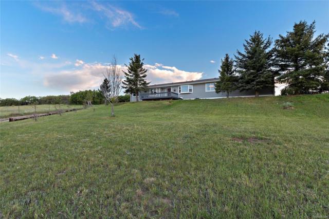 530 Yucca Hills Road, Castle Rock, CO 80109 (MLS #7103794) :: 8z Real Estate