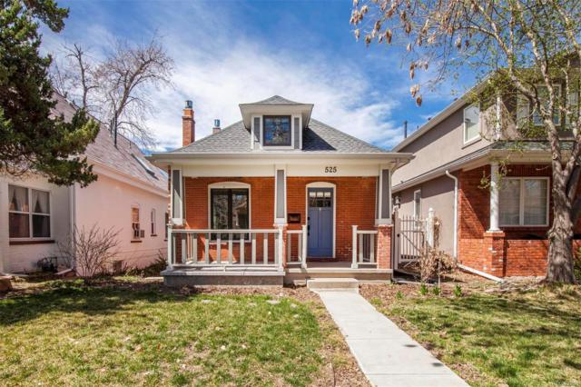 525 S Emerson Street, Denver, CO 80209 (#7104230) :: 5281 Exclusive Homes Realty