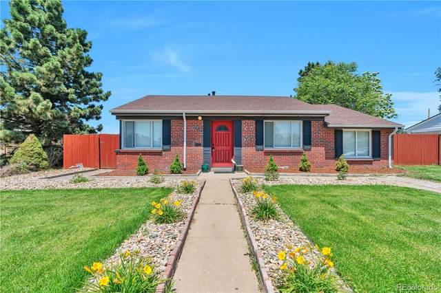 3315 E 31st Avenue, Denver, CO 80205 (MLS #7104640) :: Kittle Real Estate