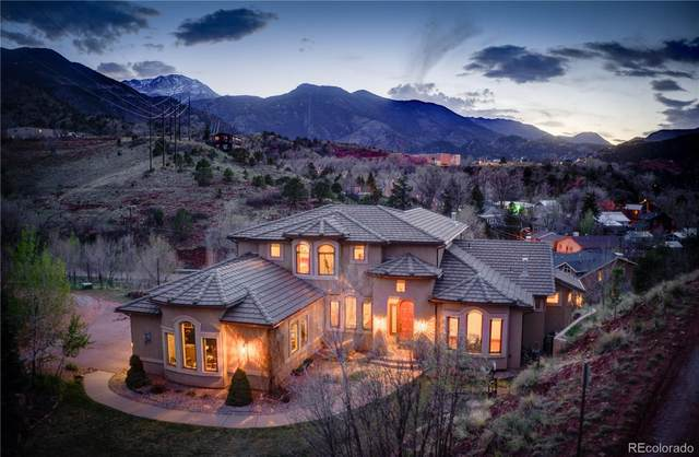 20 Keithley Road, Manitou Springs, CO 80829 (#7104658) :: The DeGrood Team