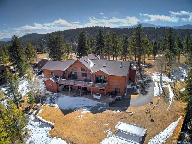 349 Conifer Drive, Bailey, CO 80421 (#7105713) :: The Scott Futa Home Team