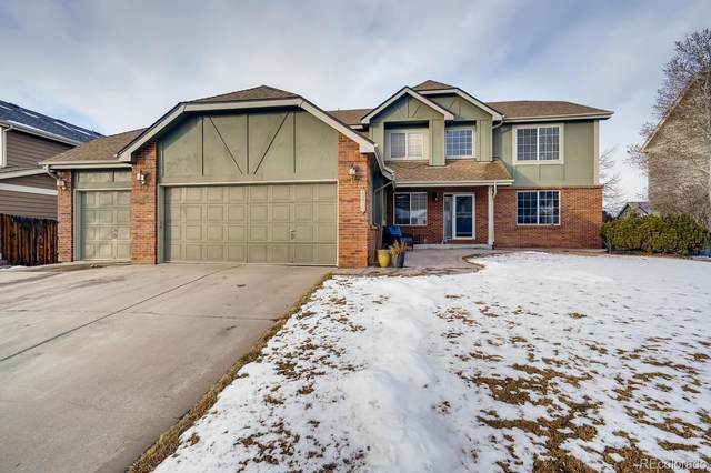 6511 W 98th Drive, Westminster, CO 80021 (MLS #7105807) :: 8z Real Estate