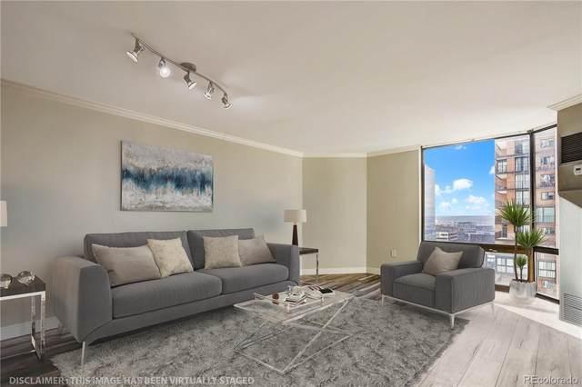 1625 Larimer Street #1902, Denver, CO 80202 (#7106000) :: Colorado Home Finder Realty
