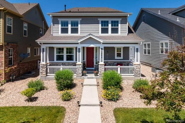 1322 S Duquesne Court, Aurora, CO 80018 (#7106256) :: The HomeSmiths Team - Keller Williams