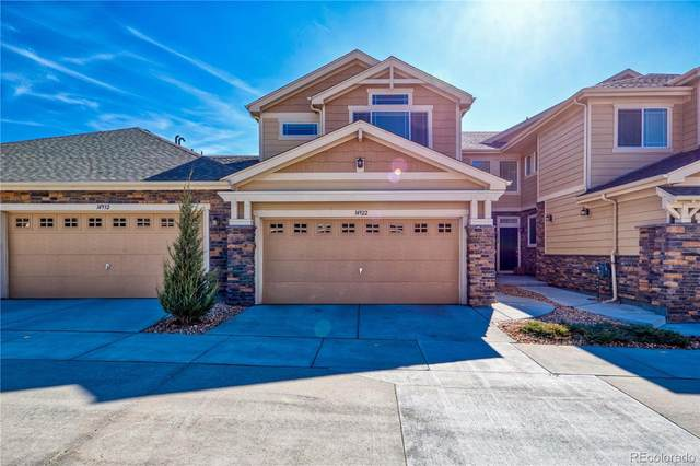 14922 E Poundstone Drive, Aurora, CO 80015 (MLS #7106379) :: 8z Real Estate