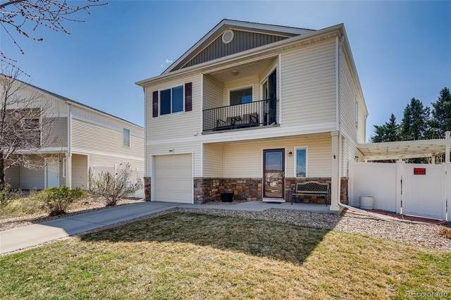 18682 E Chaffee Place, Denver, CO 80249 (#7106381) :: The Griffith Home Team