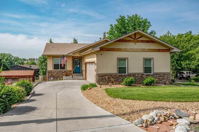 5730 W 8th Avenue, Lakewood, CO 80214 (#7106385) :: The Gilbert Group