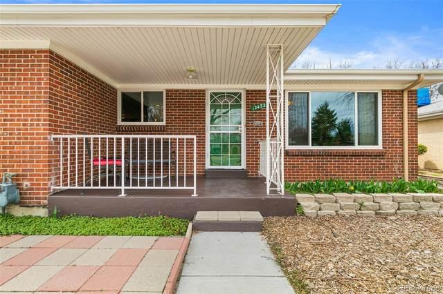 12432 E 30th Avenue, Aurora, CO 80011 (#7106421) :: The Artisan Group at Keller Williams Premier Realty