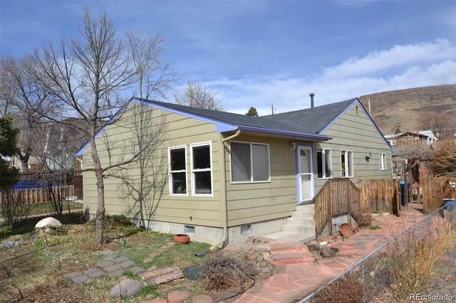 305 N Columbine Street, Golden, CO 80403 (#7106651) :: My Home Team