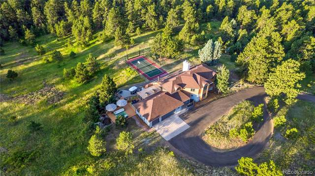 22196 Boar Head Road, Indian Hills, CO 80454 (#7107194) :: The DeGrood Team