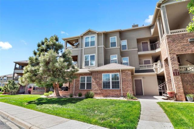 12768 Ironstone Way #101, Parker, CO 80134 (#7107353) :: The Healey Group
