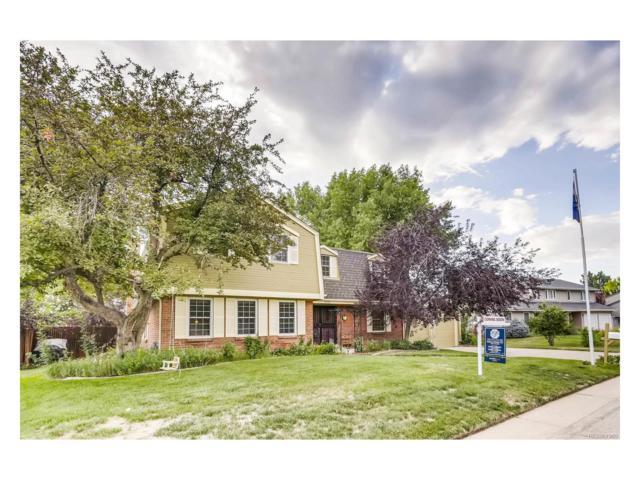 4991 S Beeler Street, Greenwood Village, CO 80111 (MLS #7107436) :: 8z Real Estate